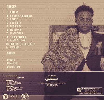MP3: Korede Bello – Repete
