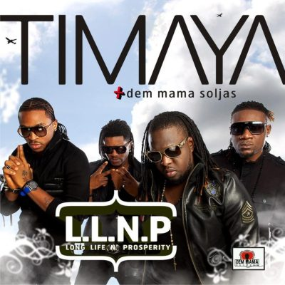 MP3: Timaya – Celebration