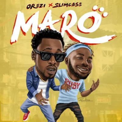 (Lyrics) Orezi x Slimcase - Maro