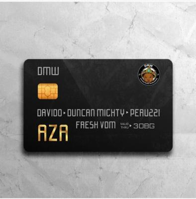 (Lyrics) DMW x Davido x Duncan Mighty x Peruzzi - Aza