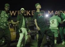 VIDEO: DJ Capital - Skebe Dep Dep (Remix) Ft Kwesta, Reason, KiD X, YoungstaCPT X Stogie T