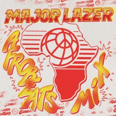 Major Lazer - Afrobeats Mix ft. Davido, Burna Boy, Kizz Daniel, Skales X Mr Eazi