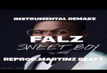 Instrumental: Falz - Sweet Boy (Prod. By Martinz Beatz)
