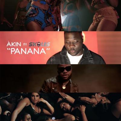MP3 + VIDEO: Akin X Skales - Panana