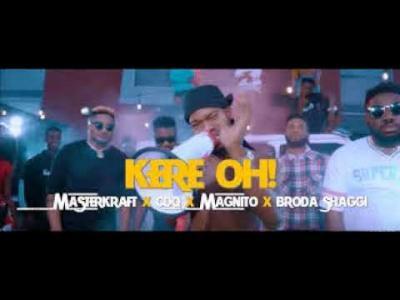 Instrumental: Masterkraft ft CDQ x Magnito x Broda Shaggi - Kere Oh (Remake By 2Flexing)