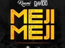 MP3 : Kuami Eugene x Davido - Meji Meji