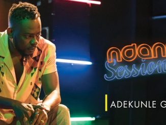 "VIDEO: Adekunle Gold Performs ""Damn Delilah"" Live on Ndani Sessions"
