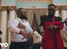 VIDEO: D'Banj - Something For Something ft. Cassper Nyovest