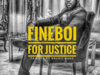 MP3 : Kelly Hansome - Fineboi For Justice (Tribute To Bruno Hans)
