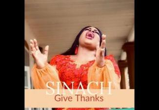 MP4 VIDEO: Sinach - Give Thanks
