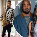 Will Smith Trolls Kim Kardashian and Kanye West over Kenny G Valentine's Day Show