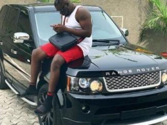 D'Banj Gifts Music Producer, Cheeky Chizzy a Range Rover