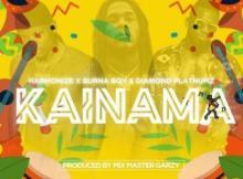 MP3 : Harmonize - Kainama ft Burna Boy & Diamond Platnumz
