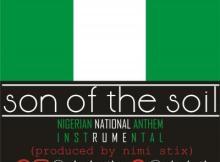 FREEBEAT: Nigeria National Anthem Instrumental (Prod. Nimi Stix)