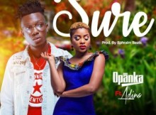 MP3 : Opanka - Sure ft Adina
