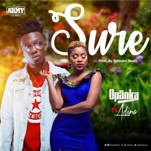MP3 : Opanka - Sure ft Adina