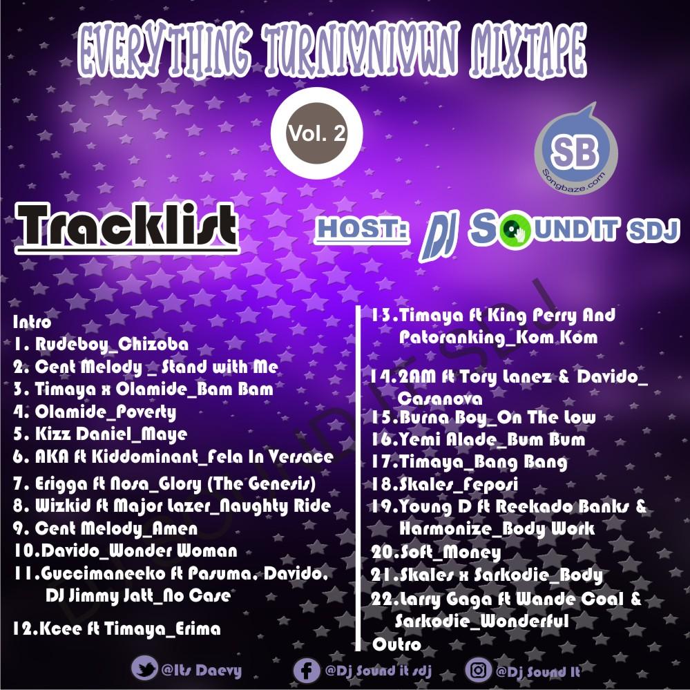 Dj sound it sdj everthing complete tracks