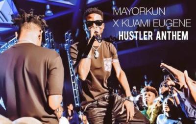 MP3 : Kuami Eugene Ft Mayorkun - Hustler's Anthem