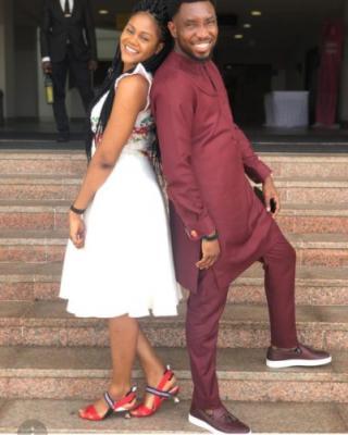 Timi Dakolo & Wife; Busola Celebrate 7 Years Wedding Anniversary.