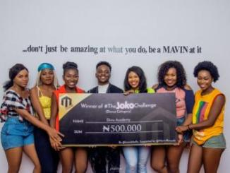 Korede Bello Gives Out N500,000 To Winners Of #TheJokoChallenge
