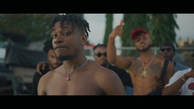 VIDEO: King Perryy - Work 'N' Grind