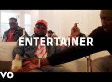 VIDEO: CDQ - Entertainer ft Davido
