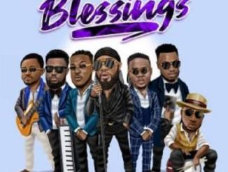 MP3: GospelOnDeBeatz - Blessings ft. Peruzzi, Praiz, Kholi X Alternate Sound