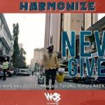 VIDEO: Harmonize - Never Give Up
