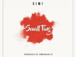 Lyrics: Simi - Small Ting (Lyrics)