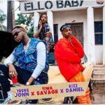Lyrics: Ello Baby - Young Jon x Tiwa Savage x Kizz Daniel