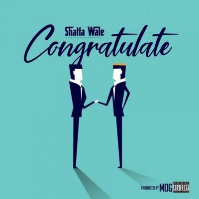 MP3: Shatta Wale - Congratulate