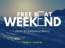 Freebeat: Weekend (Prod. Kayskillz Beatz)