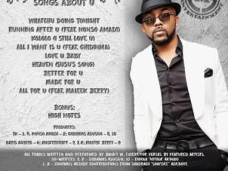 MP3: Banky W - Better for U