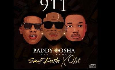MP3: Baddy Oosha - 911 Ft. Small Doctor, Qdot