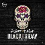 MP3: D-Black & DJ Black - Black Friday