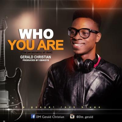 MP3: Gerald Christian - Who You Are