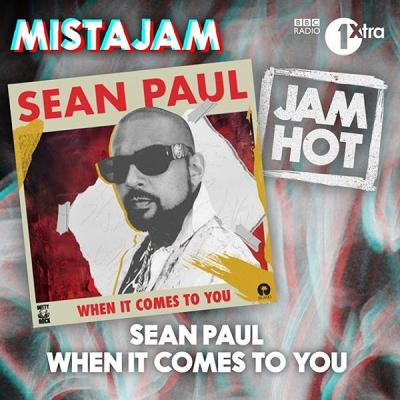 MP3: Sean Paul - When It Comes To You