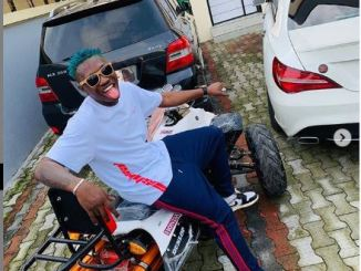 Zlatan Ibile Shows Off Expensive Car Collection Worth Over 90 Million Naira