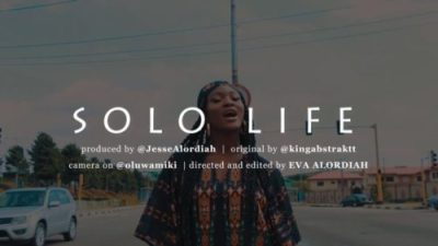 VIDEO: Eva Alordiah - Solo Life.