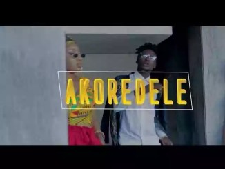 VIDEO: RichPrince Ft. Barry Jhay - Akoredele