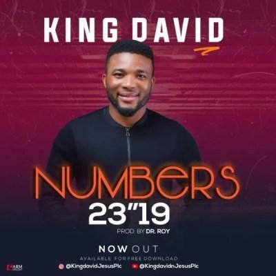 MP3: King David - Numbers 23:19