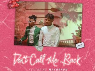 Lyrics: Joeboy - Don't Call Me Back ft. Mayorkun