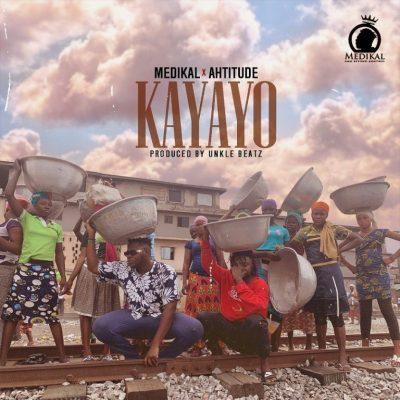 MP3: Medikal Ft. Ahtitude - Kayayo