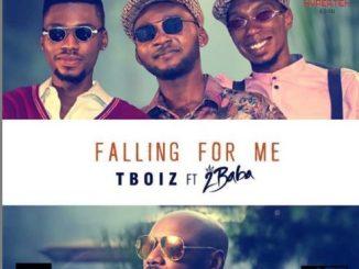 MP3: Tboiz x 2Baba - Falling For Me