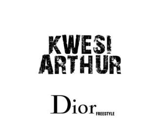 MP3: Kwesi Arthur - Thoughts Of King Arthur 5 (Dior Pop Smoke)