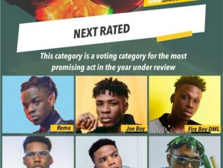 Who Do You Think Deserves The HEADIES NEXT RATED Award?
