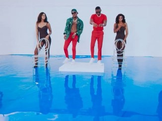 VIDEO: Jux - Sugua Ft. Diamond Platnumz