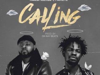 MP3: Kwesi Ramos Ft. Fameye - Calling