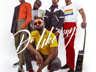 MP3: Ric Hassani - Do Like Say Ft. DBYZ