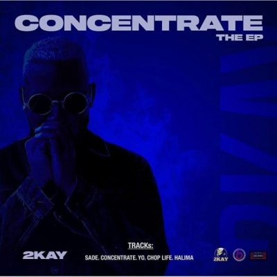 Mr 2Kay - Concentrate (EP)